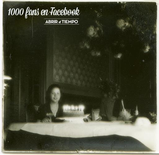 1000 fans en Facebook