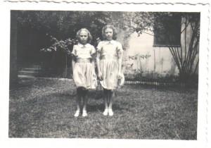 Fotografía de Justina Leston - argentina - 1940s