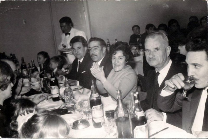 Fotografía de cami chamorro - argentina - 1960s