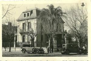 Fotografía de Inés Thibaud - argentina - 1940s