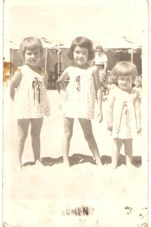 Fotografía de lujan bertolini - argentina - 1960s