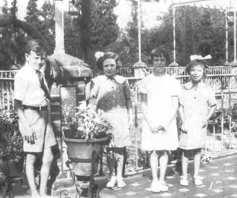 Fotografía de Carlota (Nellie) - argentina - 1940s