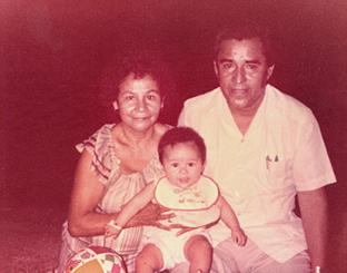 Fotografía de Nancy Torres Castañeda - mexico - 1980s