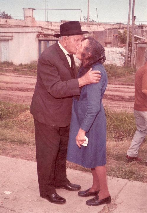 Fotografía de Ricardo Celaya - argentina - 1975