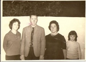 Fotografía de silvia isabel lazcano - argentina - 1960s