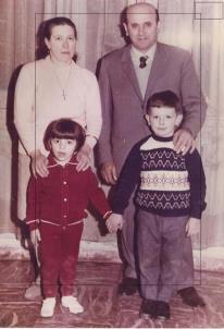 Fotografia de maria - argentina - 1970s