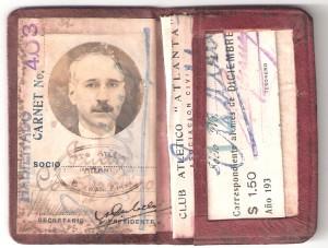 Fotografía de Juan Carlos Lasala - argentina - 1930s