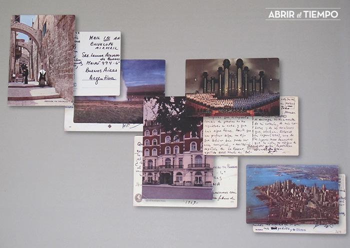 Postales de Jorge Luis Borges 6