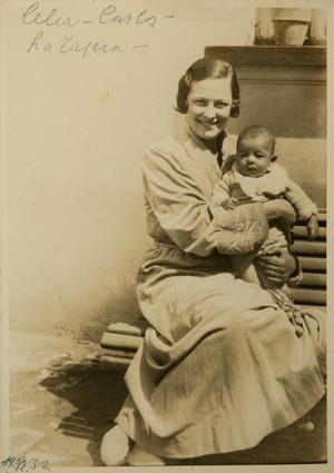 Fotografía de Carolina Gutiérrez - argentina - 1930s
