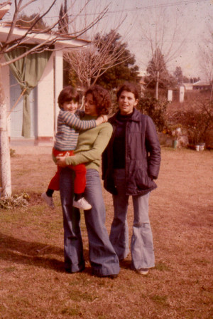 Fotografia de marcela - argentina - 1970s