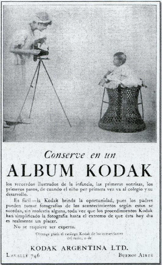 Conserve en un ALBUM KODAK