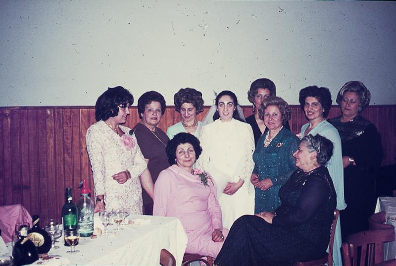 Fotografía de Paz Crotto - argentina - 1960s