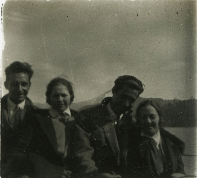 Fotografía de Paz Crotto - chile - 1920s