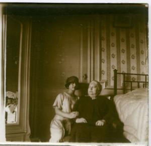 Fotografía de Paz Crotto - argentina - 1920s