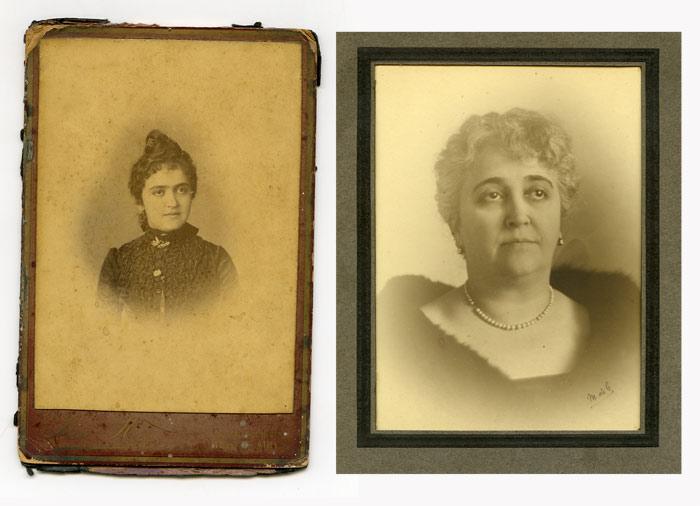 Fotografía de Feli Aldatz - argentina - 1890s