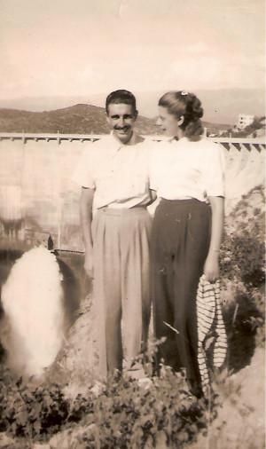 marcela - argentina - 1940s