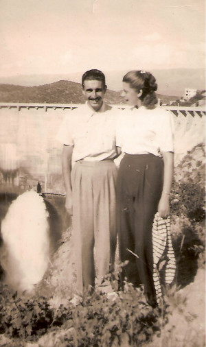 Fotografía de marcela - argentina - 1940s