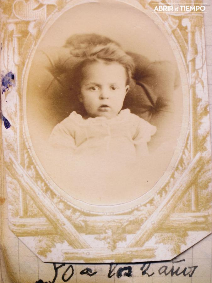 Josefina Oliver - Palais de Glace - Abrir el tiempo 1