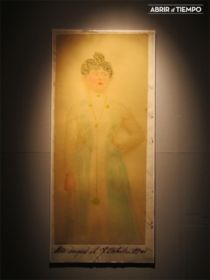 Josefina Oliver - Palais de Glace - Abrir el tiempo 3