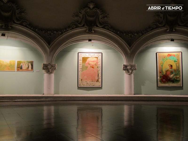 Josefina Oliver - Palais de Glace - Abrir el tiempo 8