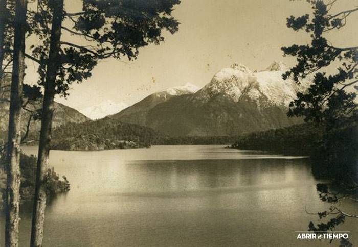 Lago Moreno, Bariloche.