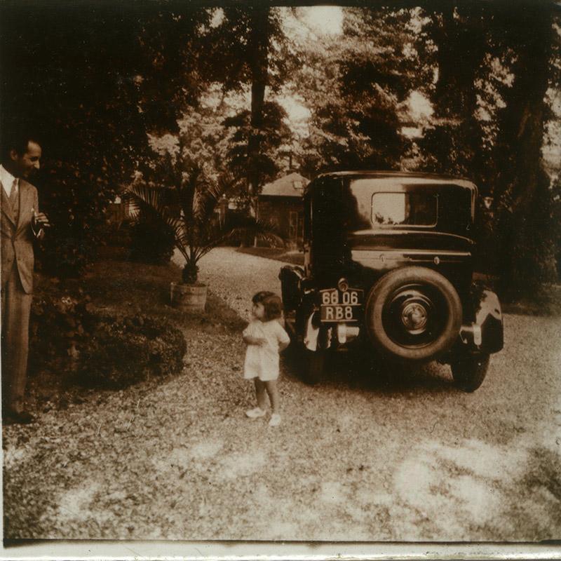 Fotografía de Magdalena Vila - argentina - 1910s