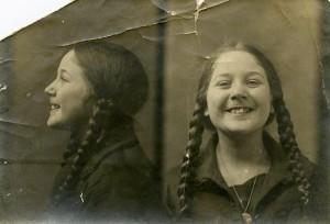 Fotografia de Paz Crotto - argentina - 1910s