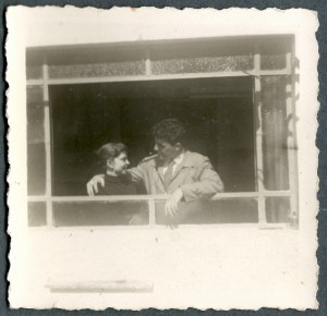 Fotografía de Alicia Brassesco - uruguay - 1950s