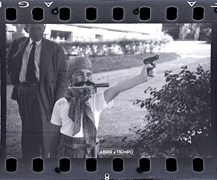 Niños con armas 4 - Abrir el tiempo