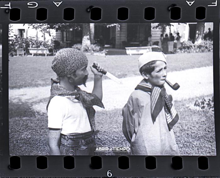 Niños con armas 6 - Abrir el tiempo