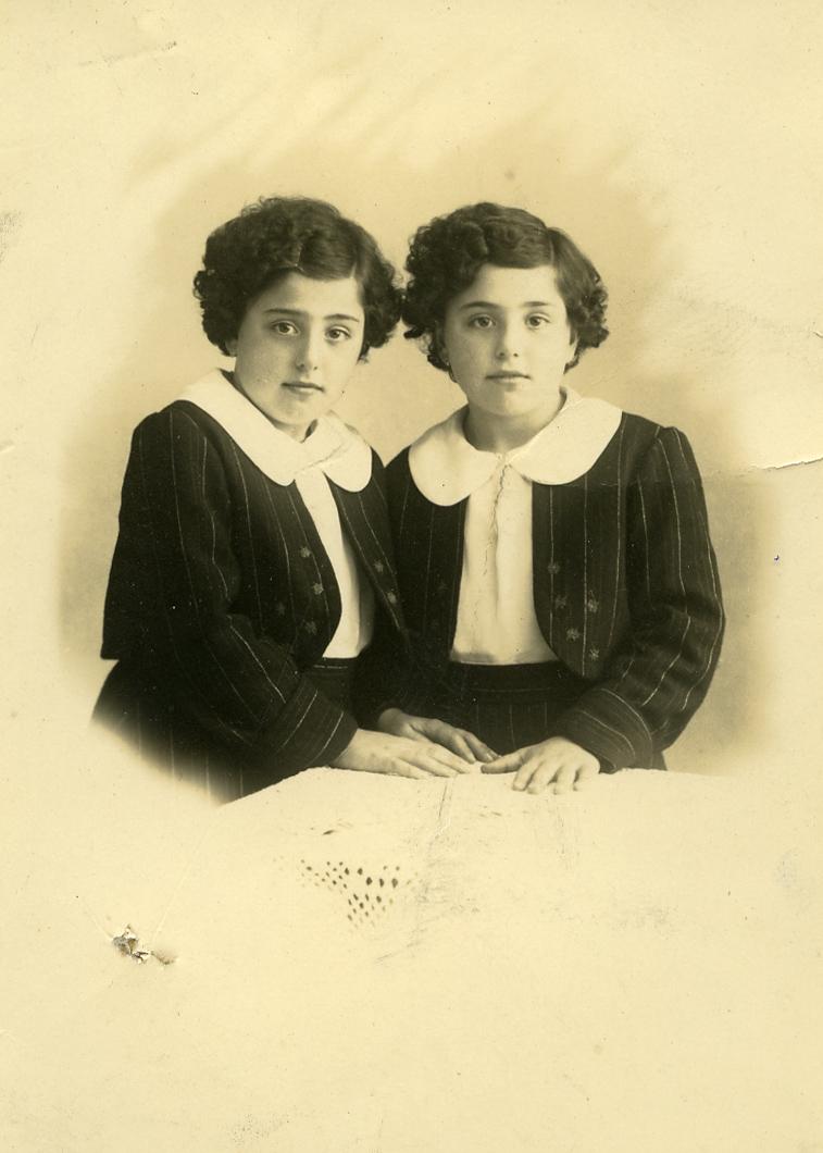 Olga Berta - Agosto 1939
