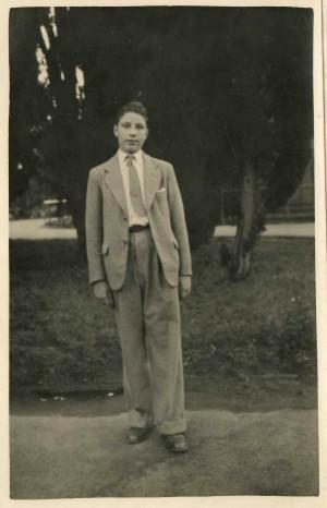 Quique - argentina - 1940s