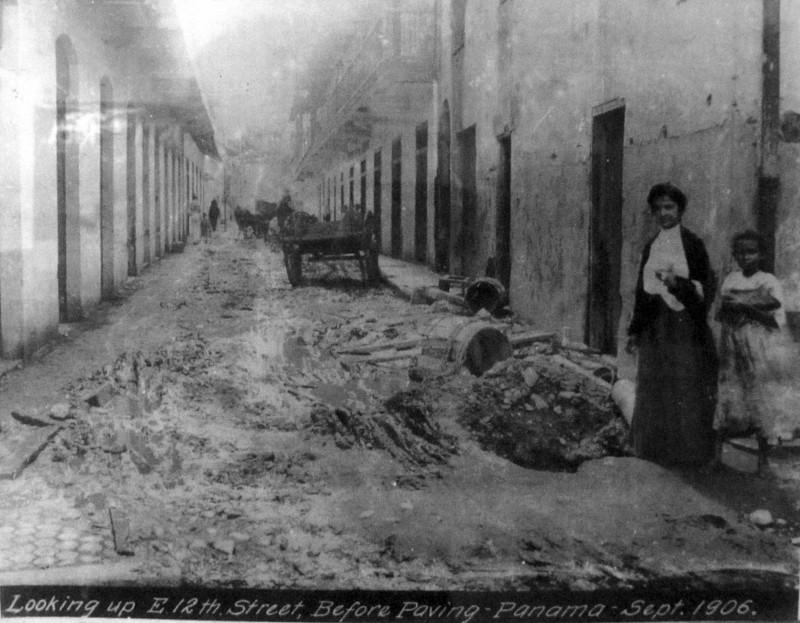 Fotografía de Ezequiel Sánchez - panama - 1900s