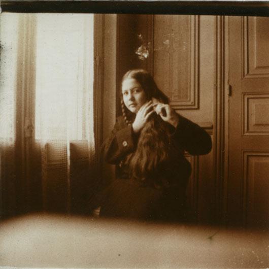 Mi tatara abuela, una fotógrafa aficionada