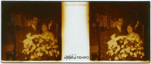 Rodolfo y Anita, amor en tercera dimensión