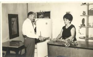Fotografía de Lucía Andreani - argentina - 1950s