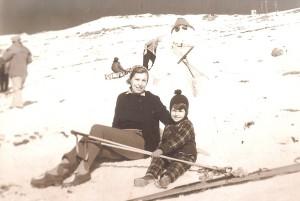 Fotografia de Marcela Cauvin - argentina - 1950s