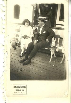 Florencia Bazan - argentina - 1920s