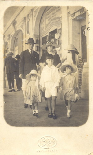 Francisco Gilges - argentina - 1920s