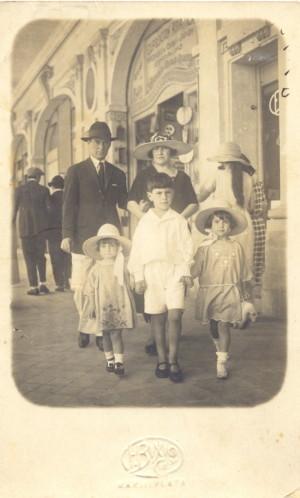 Fotografía de Francisco Gilges - argentina - 1920s