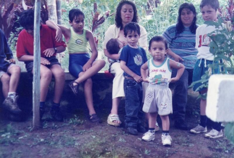 Fotografía de Erik Cevallos - ecuador - 1990