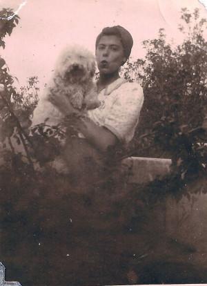 Fotografia de marcela - argentina - 1940s