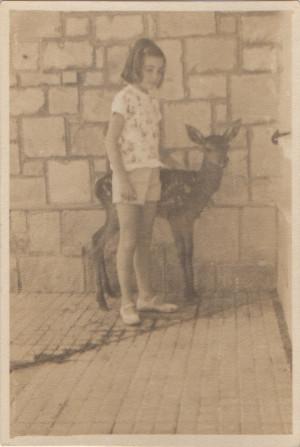 Fotografía de Mamá y su mascota