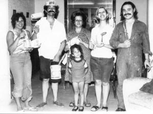 Fotografia de Andrea Paola Valdez - argentina - 1970s