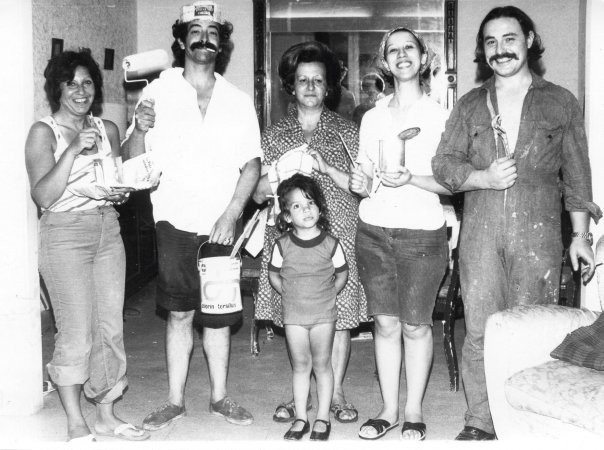 Fotografía de Andrea Paola Valdez - argentina - 1970s