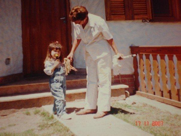 Fotografía de Ana - argentina - 1980s