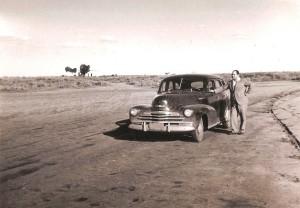 marcela - argentina - 1950s